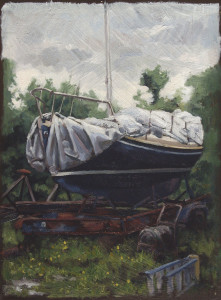 Stephanie Bush, Charlotte Boat Series A
